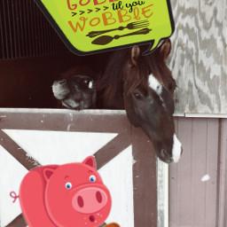 dailysticker animals remix remixit thanksgivivingstickerremix freetoedit