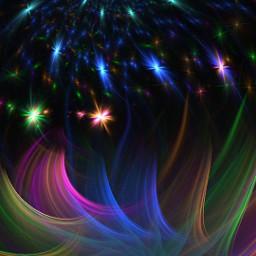 freetoedit luminous colorful photography