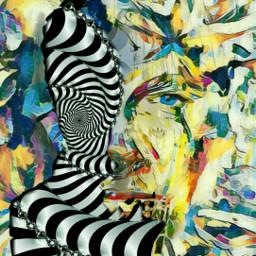 yassinezineartist yassinezine hippyposhartist hippyposh art freetoedit