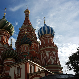 moscow summer photography city
