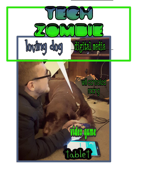 #techzombie #dog #pet #lol #funkyfonts #madewithpicsart #cineramaeffect