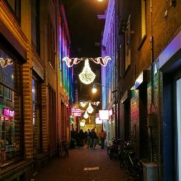 strandedin amsterdam night nightshot streetphotography