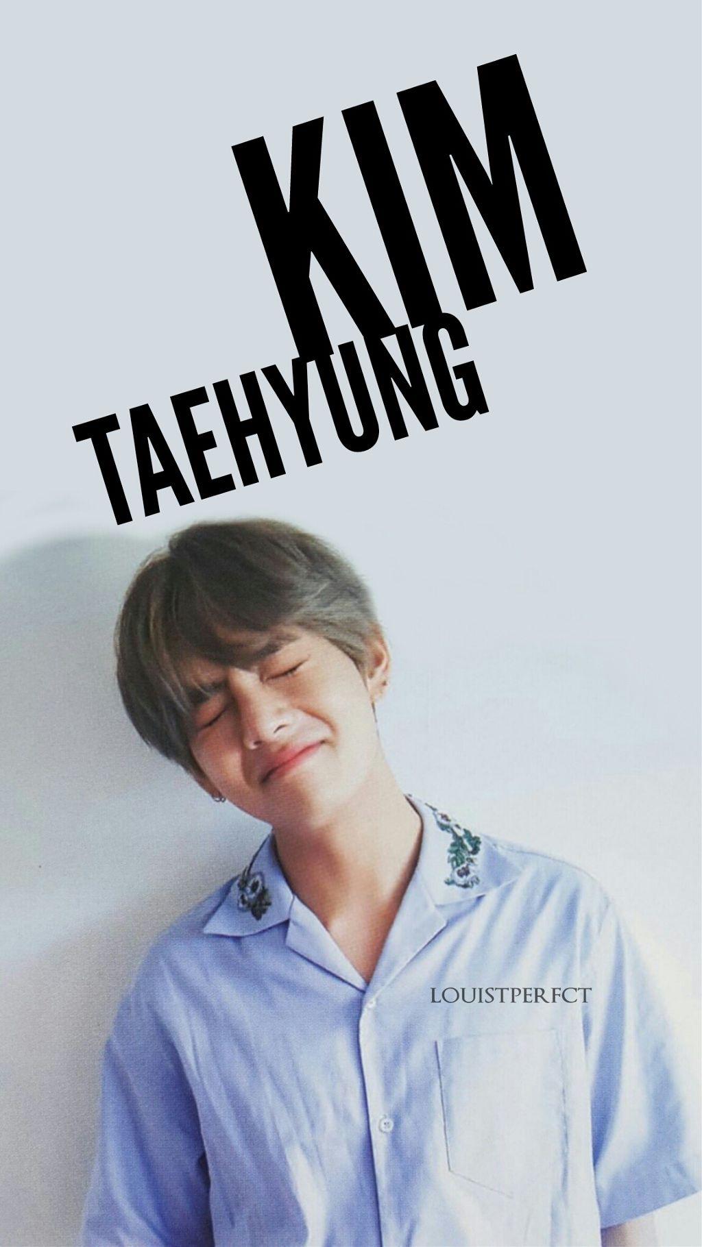 Bts Kimtaehyung V Taehyung Lockscreen Wallpaper
