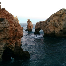 nature photography sea rockformations outdoors