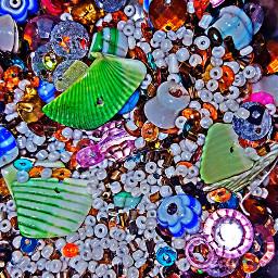 freetoedit colorful shells