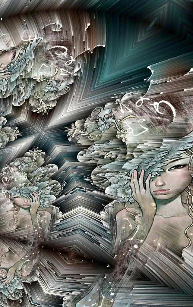 #fractal #badass #audreykawasaki #pixelscape