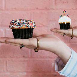 freetoedit cupcake cupcakeday pictureofthedayremix cupcakeremix