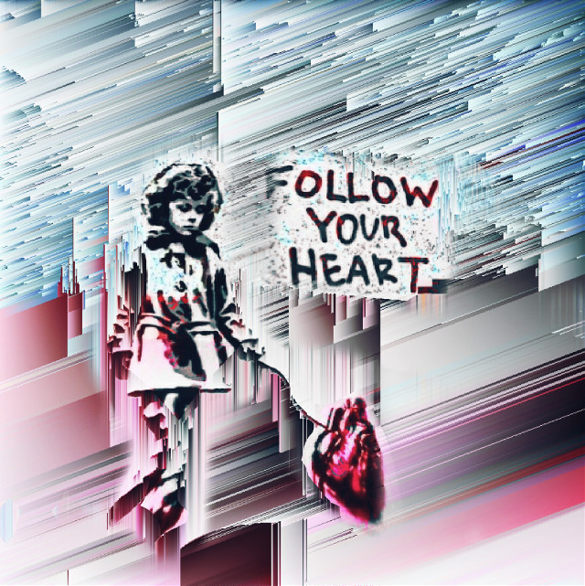 #banksy #graffiti #streetart #followyourheart