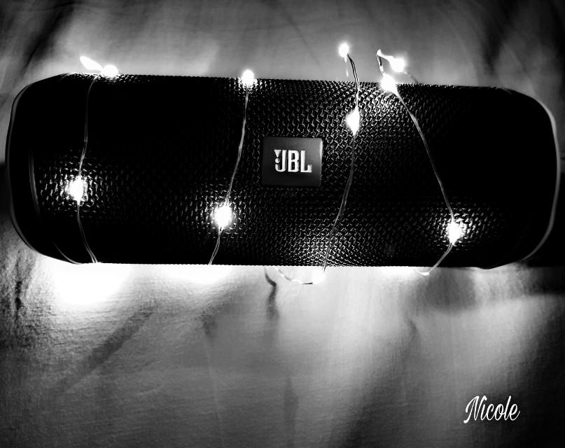 #speaker #jbl #decoration #blackandwhite #myphotography