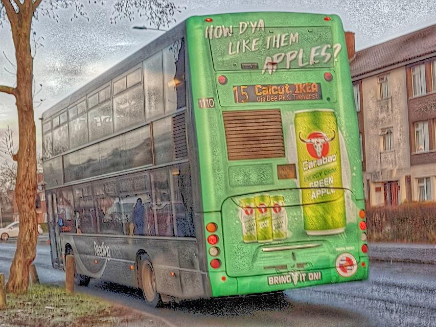 #bus #transport #readingbuses