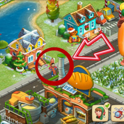 mysterycharacter township freetoedit