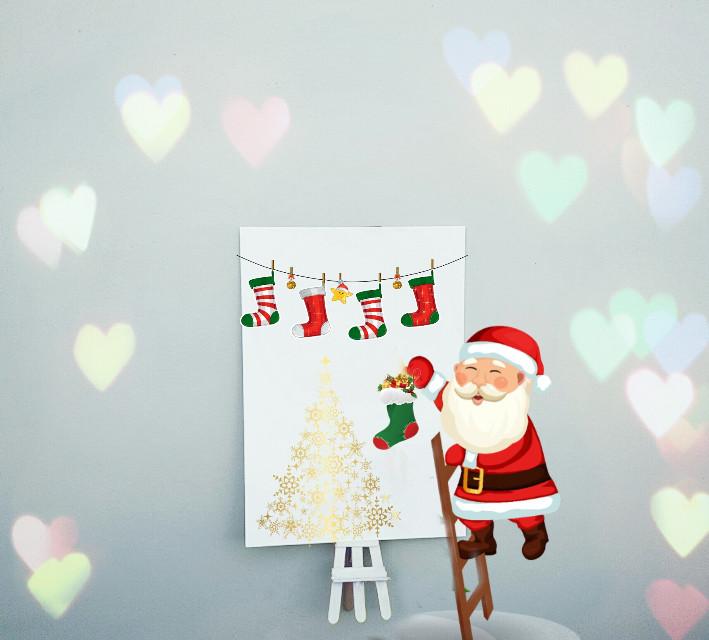 #remixit #remixed #christmasedit #christmas  #stockingsstickerremix
