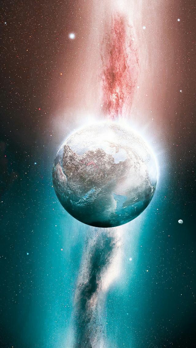 #picsart #galaxy #earth #space #FreeToEdit   @picsart @freetoedit