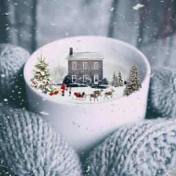 christmaseve2017 christmasedit christmastreestickerremix dcwinterscenes happyholidays freetoedit