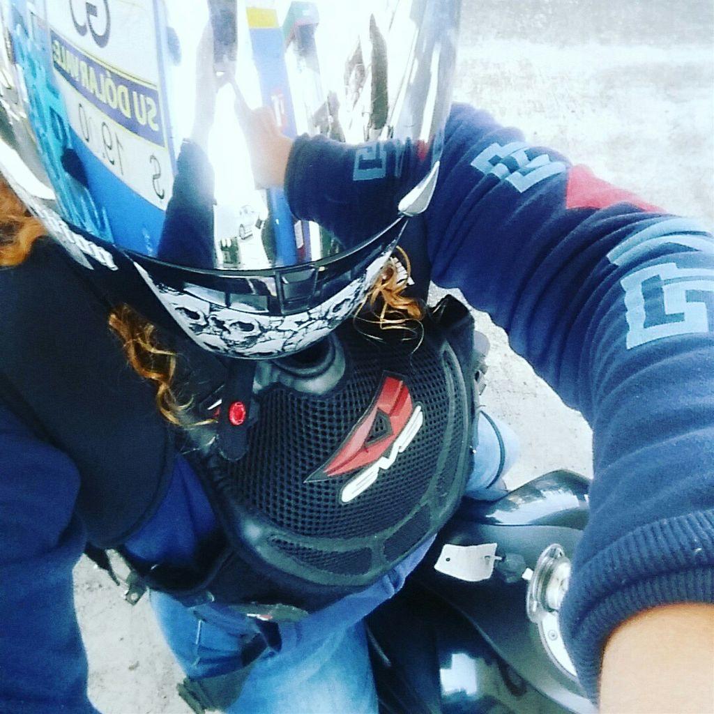 #today #ride #alone #ilovemybikerlife