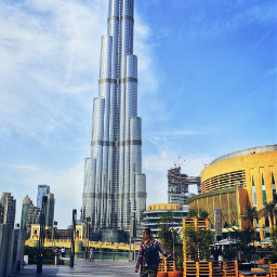 freetoedit dubai burjkhalifa uae travel