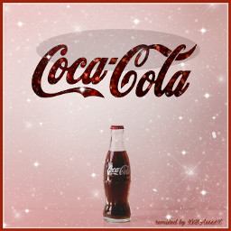 freetoedit fanart remixedwithpicsart remixedgallery cocacola