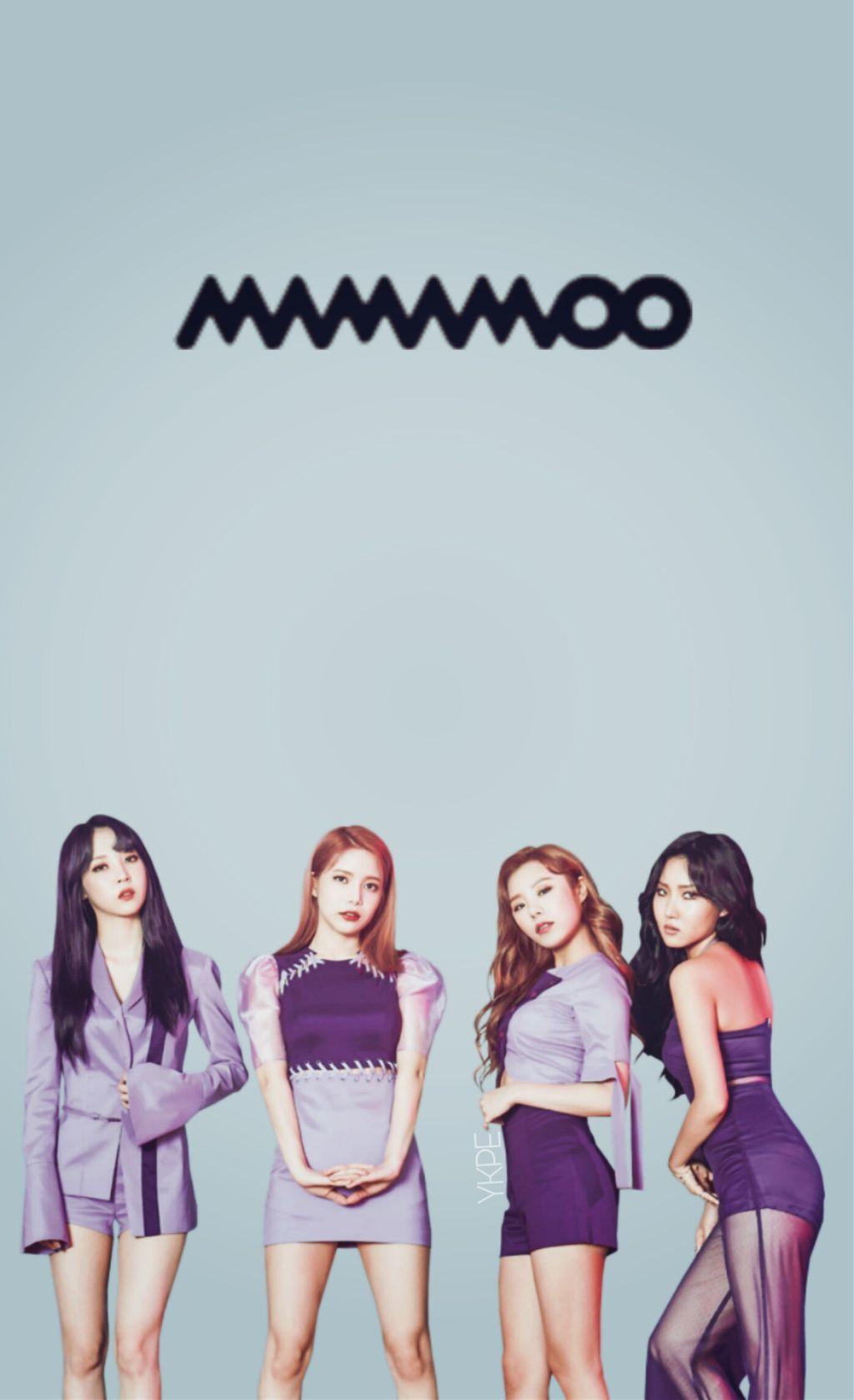 Kpop Edit Wallpaper Lockscreen Mamamoo