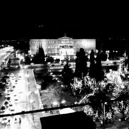 greece christmas christmastree