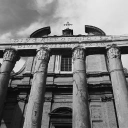 rome blackandwhite architecture travelphoto edited