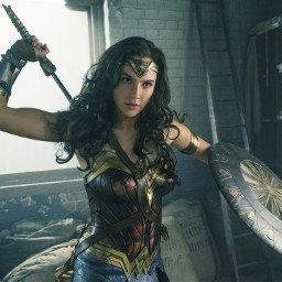 wonderwoman freetoedit superpower hot girl