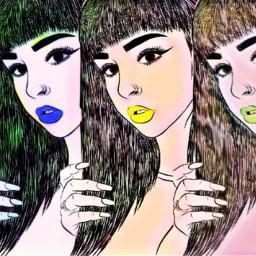 freetoedit editedbyme madewithpicsart love sketchremix