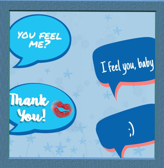 #thankyoustickerremix #blue #callout #lol #youfeelme #love