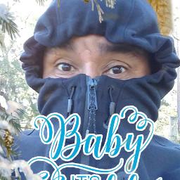 coldoutside freezingcold crybaby temp freetoedit