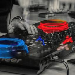 fotografia colors picsart dj music
