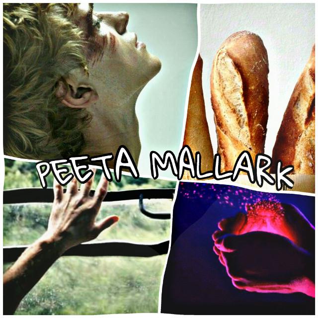 #peetamallark #thehungergames