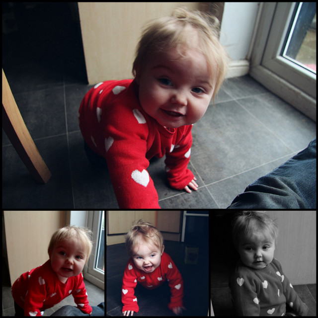 Just a collage of my granddaughter Scarlett   #family #proudgrandparents #granddaughter #happines #collage
