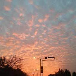 freetoedit nofilter landscape sky clouds