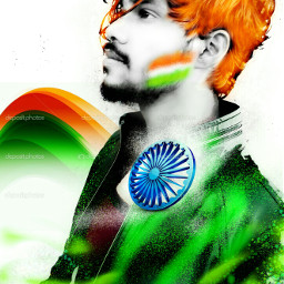 concept 3colours indianflag freetoedit