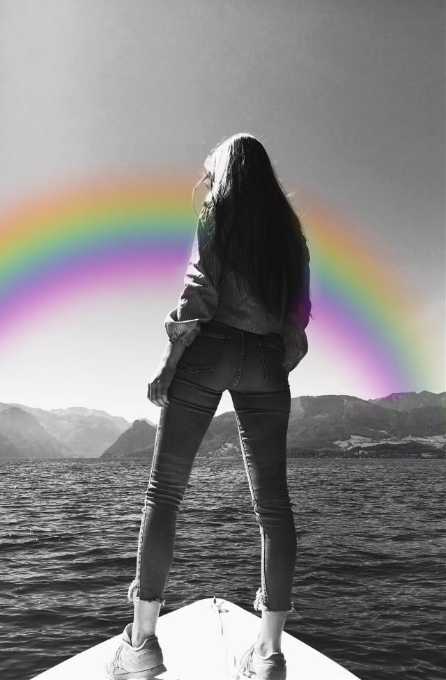 #rainbow #rainbowdreams #rainbowremix #rainbowstickers