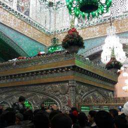 mashhad iran haram imam