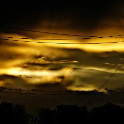 freetoedit rocket ufo extraterrestrial sunset