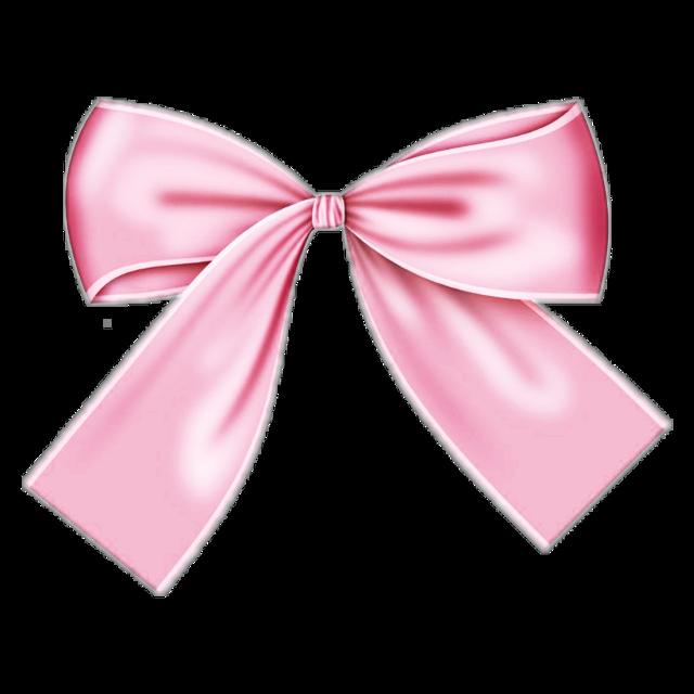 #ftestickers #freetoedit #moño #ribbon #bow #tie #lazo #cinta #pink #rose #rosa #rosado #claro #light