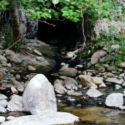 natural springfedstream