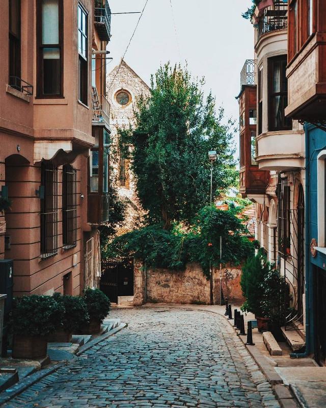Street #sokak #street #beyoğlu #İstanbul #turkey #vsco #kadraj