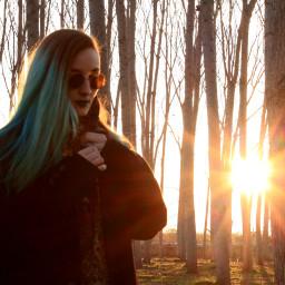 freetoedit pcgoldenyellow goldenyellow magichair myhairdo pcsuitup pcsunset pclonghairdon pcsunglasses