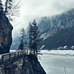 photography travel austria gossausee lake