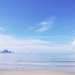 sea blue beach karbi