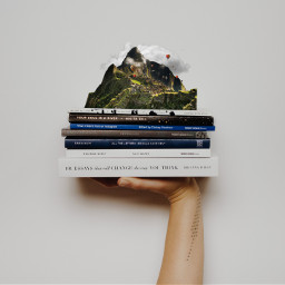 freetoedit books mountain clouds booklover