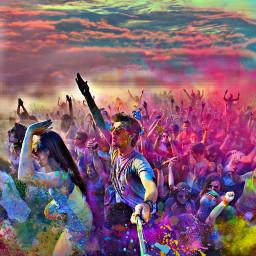 color holicelebrations freetoedit echappyholi happyholi