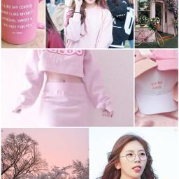 aesthetic dreamcatcher jiu minji kpop