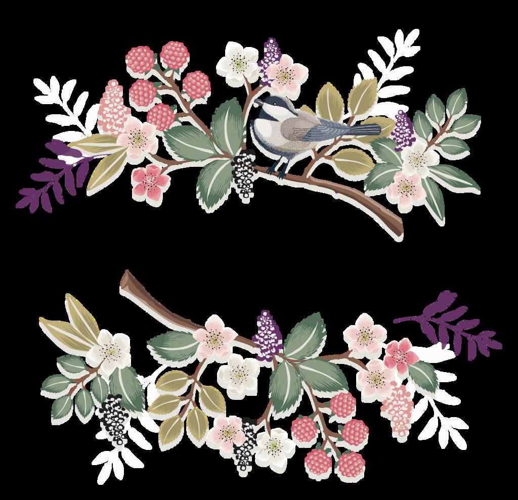 Bird flower crown colorful spring bloom garlands bird flower crown colorful spring bloom garlands izmirmasajfo