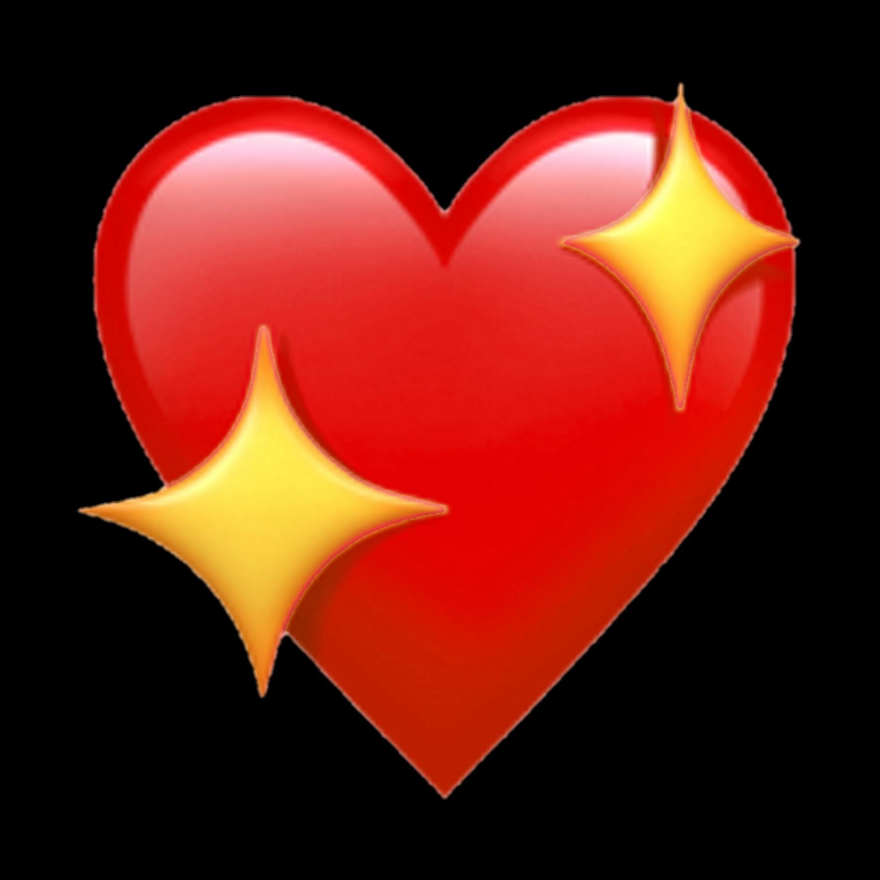 Redemoji Red Heart Redheart Emoji Apple Heartemoji Remi