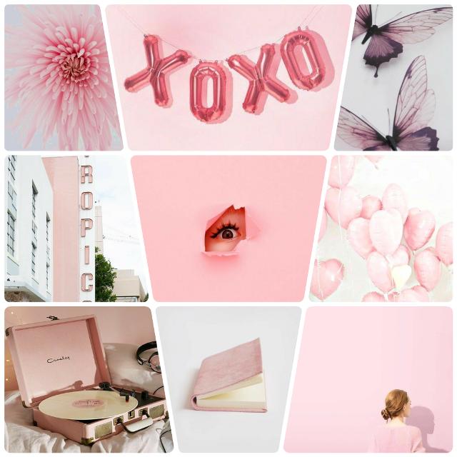 #poopymoodboard #moodboard #pink  #freetoedit
