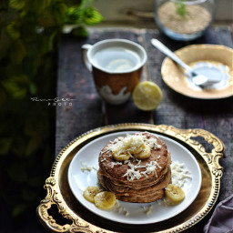 pancake bananapancakes food foodphotograhy foodie