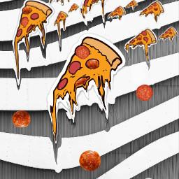 pepperonipizza srcpepperonipizza stickerchallenge stickeroftheday chef freetoedit